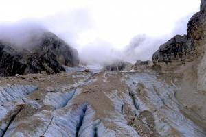 Gletscher Antelao